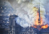 Video Shows Damage Done to Notre Dame Cathedral by Fire