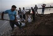 گروههای مردمی لبنان برای کمک به سیلزدگان وارد اهواز شدند