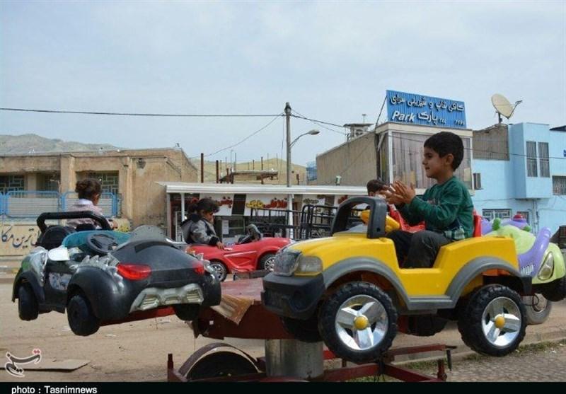 جاریشدن زندگی در شهر سیلزده پلدختر بهروایت تصاویر