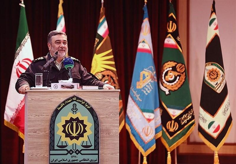 فرمانده ناجا: اقدام اخیر آمریکا درباره سپاه بیانگر عجز و ناتوانی آنها است