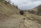 راه ارتباطی 6 روستای کهگیلویه و بویراحمد همچنان مسدود است