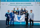 دانشگاه آزاد به مقام نایب قهرمانی مسابقات دانشجویان آسیا رسید