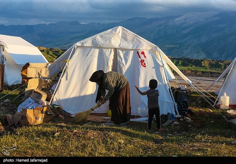 ادامه امدادرسانی هلالاحمر به سیلزدگان/ اسکان اضطراری بیش از 290 هزار نفر