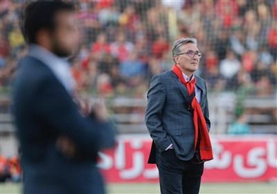 برانکو: در این فشردگی روز به روز بهتر میشویم و پیشرفت میکنیم/ باشگاه از بازیکنان میخواهد صبور باشند