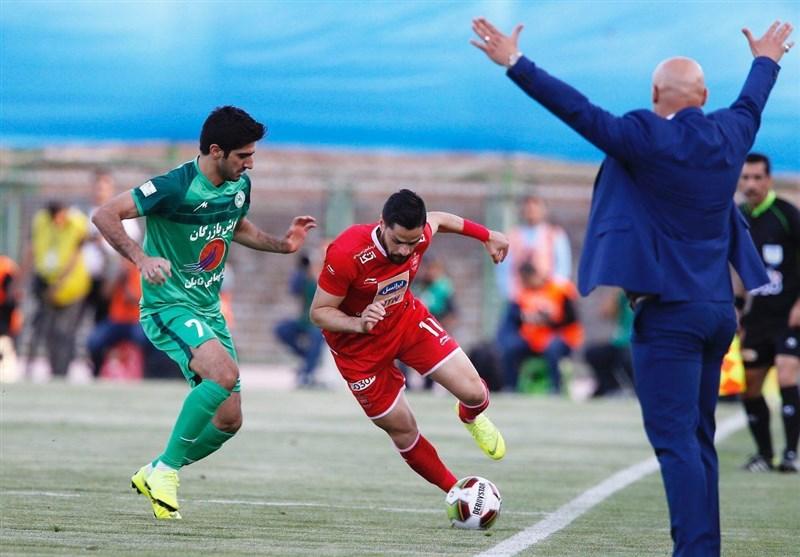 IPL: Persepolis Held, Esteghlal Wins
