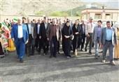 5 پروژه آموزشی و پرورشی با حضور وزیر آموزش و پرورش در منطقه درودزن افتتاح شد