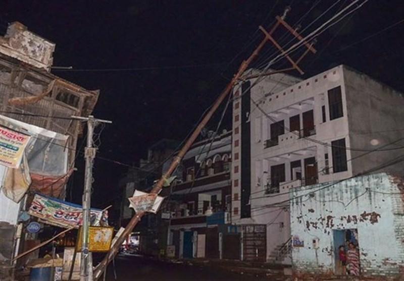 Thunderstorm Kills over 60 across India