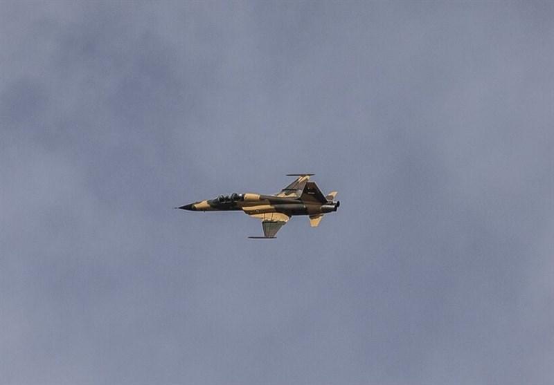 Video of Iran's Home-Grown Kowsar Fighter Jet's Flight