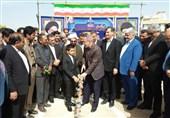 استخر ویژه دانشآموزان و فرهنگیان فارس با حضور وزیر آموزش و پرورش کلنگزنی شد