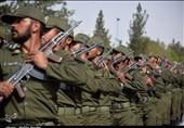 رژه نیروهای مسلح به مناسبت روز ارتش در کرمان به روایت تصویر