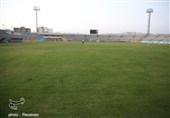 زمان بهرهبرداری از چمن ورزشگاه ثامنالائمه مشهد مشخص شد