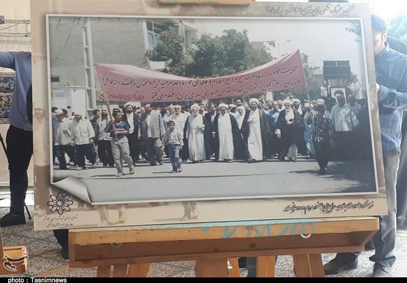 تهران| نخستین جشنواره عکسهای قدیمی اسلامشهر به روایت تصویر