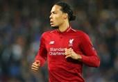 فوتبال جهان|فندایک بهترین بازیکن فصل لیگ برتر انگلیس از نگاه اتحادیه فوتبالیستهای حرفهای شد