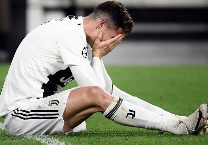 فوتبال جهان| رونالدو تا پایان قراردادش در یوونتوس نمیماند
