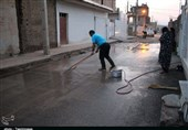 برق تمام مناطق شهری و روستایی پلدختر وصل شد