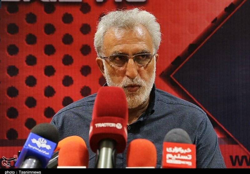 تبریز| فرکی: از پیروزیمان خوشحالم، از شکست تراکتورسازی ناراحت/ تفاوت دو تیم در انگیزه بازیکنان بود