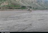 جاده ترانزیتی پلدختر- رومشکان و اسلامآباد مسدود است
