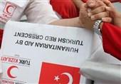 ارسال بخش دیگری از کمکهای پزشکی ترکیه به ایران