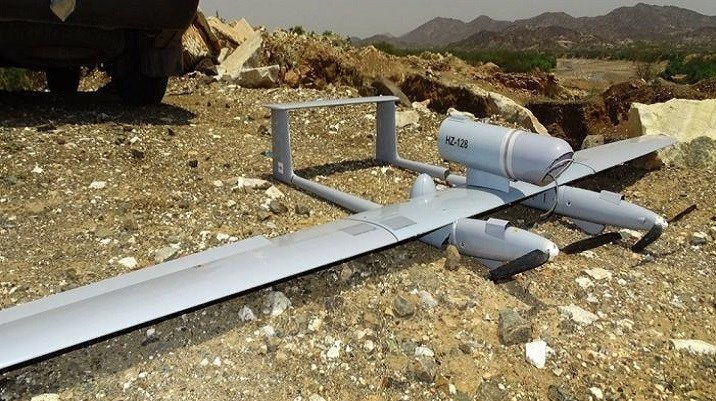 Yemeni Forces Bring Down Saudi Drone in Najran