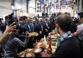 جشنواره بینالمللی غذای اکو در زنجان به روایت تصویر