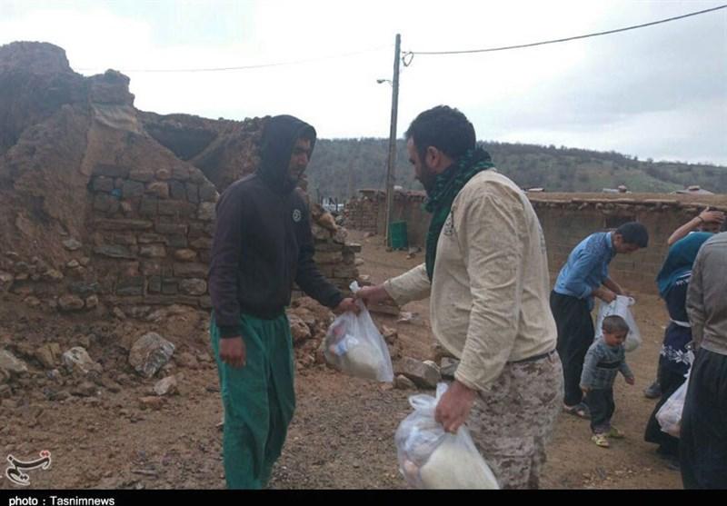 آتش بهاختیار گروه جهادی وصال صحنه؛ ورود به محرومیتزدایی در مناطق زلزلهزده