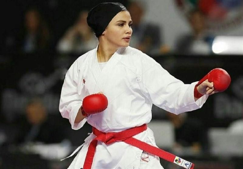 Iran's Bahmanyar Wins Bronze at Karate 1-Premier League