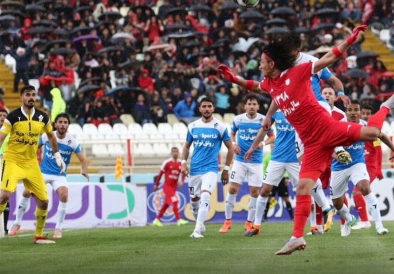 لیگ برتر فوتبال| شکست خانگی تراکتورسازی سر بزنگاه/ هدیه جانشین فروزان به پیکان و مدعیان