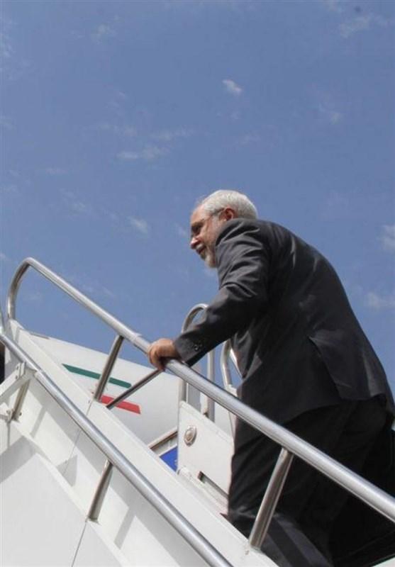 ایرانی وزیر خارجہ نیویارک کے دورے پر روانہ
