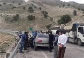 انفجار خودرو در محور فراشبند-جم 6 کشته و 8 مصدوم بر جای گذاشت