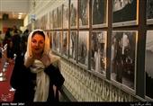 ستاره اسکندری در دومین روز سیوهفتمین جشنواره جهانی فیلم فجر