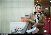 نگار جواهریان در دومین روز سیوهفتمین جشنواره جهانی فیلم فجر