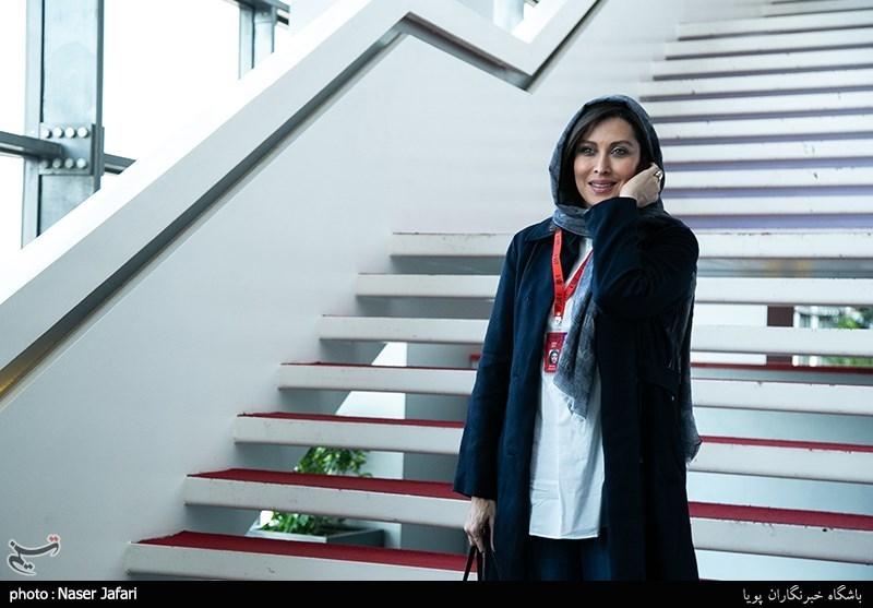 مهتاب کرامتی در دومین روز سیوهفتمین جشنواره جهانی فیلم فجر