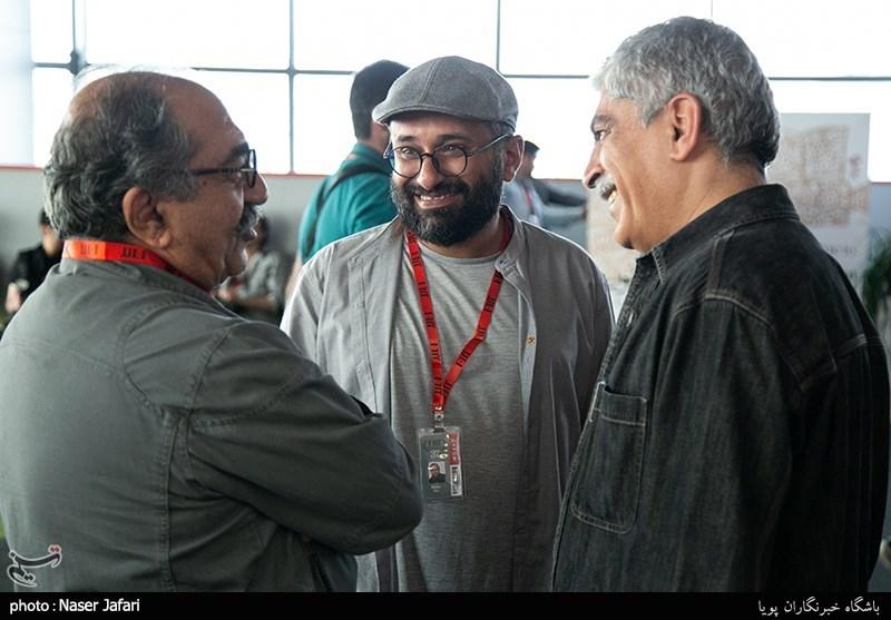 مازیار میری در دومین روز سیوهفتمین جشنواره جهانی فیلم فجر