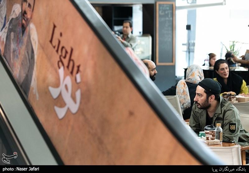 نوید محمدزاده در دومین روز سیوهفتمین جشنواره جهانی فیلم فجر