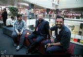 محمد حسین قاسمی در دومین روز سیوهفتمین جشنواره جهانی فیلم فجر