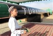 گزارش تسنیم|صادرات مجدد گاز ترکمنستان به روسیه