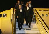 گزارش تسنیم از سفر منطقهای ظریف|حرکت پرشتاب قطار دیپلماسی ایران در مسیر «تهران ــ دمشق ــ آنکارا»+عکس و فیلم