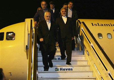 گزارش تسنیم از سفر منطقهای ظریف|حرکت پرشتاب قطار دیپلماسی ایران در مسیر «تهران-دمشق-آنکارا»