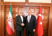 Iranian, Turkish Top Diplomats Discuss Coronavirus Epidemic