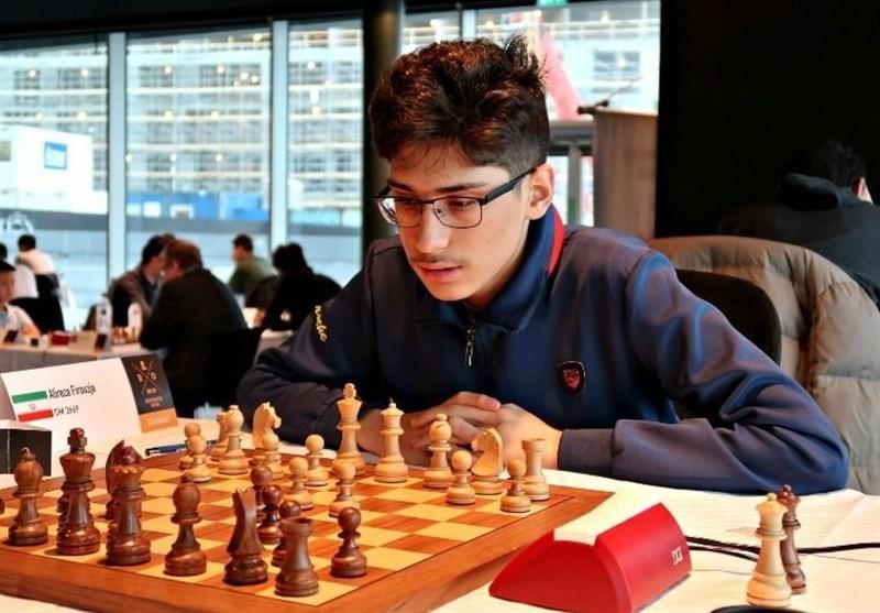 پایان مسابقات شطرنج گرنک با عنوان 14 و 26 برای نمایندگان ایران