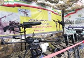 6 دستاورد جدید نیروی زمینی ارتش رونمایی شد+ تصاویر