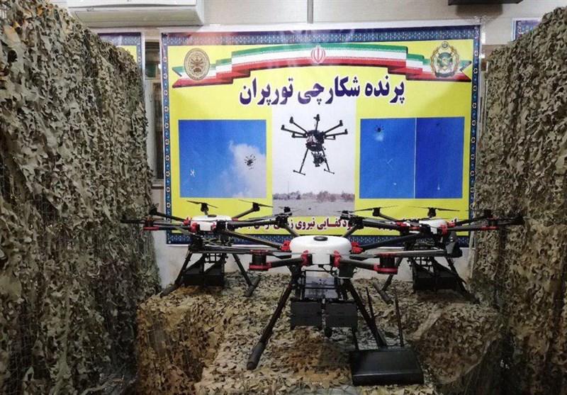Iran Army Unveils New Achievements