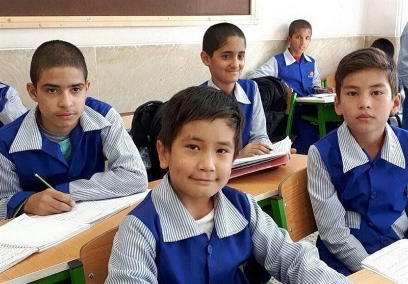 جهش آمار دانشآموزان اتباع درمدارس دولتی ایران