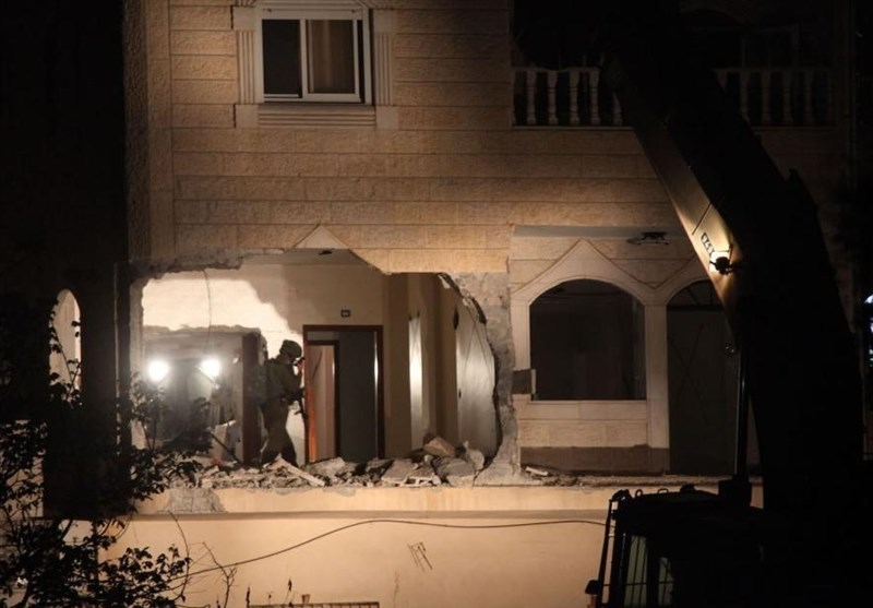 Israel Demolishes Palestinian Home in West Bank
