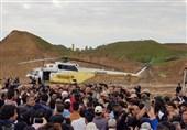 حضور رئیسجمهور در میان مردم سیلزده پلدختر در قاب تصویر