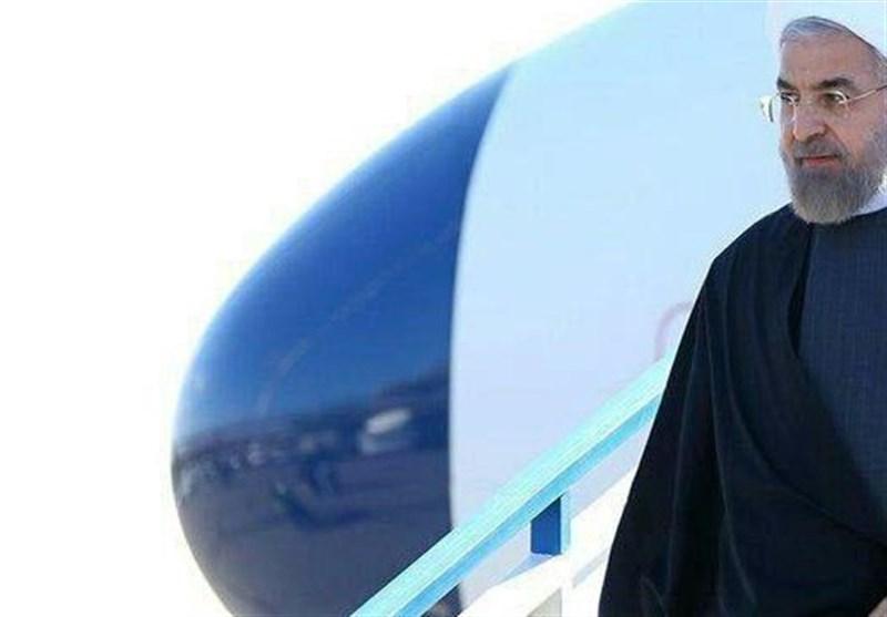 رئیس جمهور وارد منطقه سیلزده ماژین شد؛ بازدید از روستای سیلزده شوره و گفتوگوی صمیمی با مردم