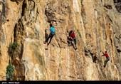 کمبود زیرساختهای رشته سنگنوردی در استان فارس/ جای خالی لیگ برتر در رشتههای صعودهای ورزشی احساس میشود