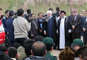 رئیسجمهور: مسئولیت بازسازی مناطق سیلزده به وزیر کشور واگذار شد/ قول میدهم که دولت در کنار مردم سیلزده خواهد بود