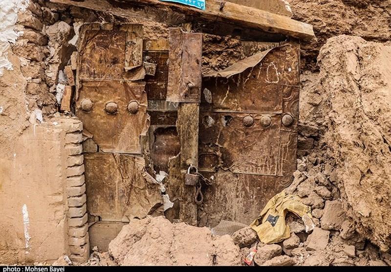 تخریب عصارخانه تاریخی کاشان به واسطه عدم نظارتها +تصاویر