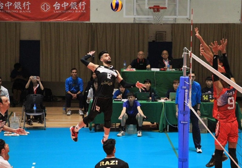 Shahrdari Varamin into Asian Club Volleyball Championship Quarters